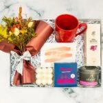 MERMER13-min-Kuru Çiçek Tebrik Kutusu