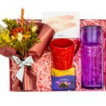 PEMBE2-min-Teşekkürler Çiçek Buketi